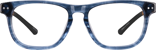 Ocean Create Kids' Square Glasses