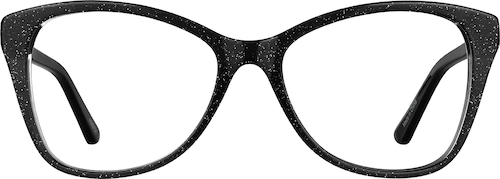 Night Sky Cat-Eye Glasses