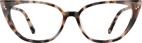 Ivory Tort Cat-Eye Glasses
