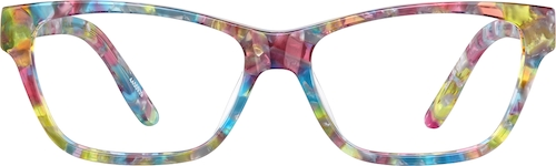 Prism Kids' Cat-Eye Glasses