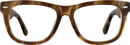 Brown Bodega Eyeglasses
