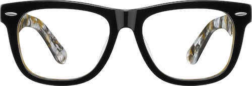 Black Bodega Eyeglasses
