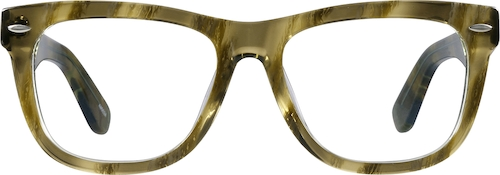 Green Bodega Eyeglasses