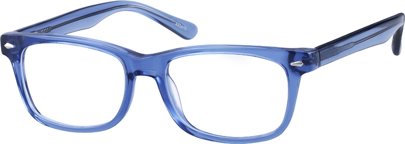 e2399216be Blue Frame Glasses - Image Of Glasses