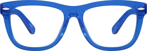 Blue Olvera Eyeglasses
