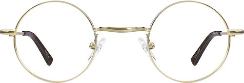 450014 Metal Alloy Full-Rim Frame with Spring Hinge (Variable Dimension w/# 5500,5508)
