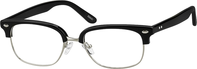 3a8c84e18bf Browline Eyeglasses 535421 by Zenni