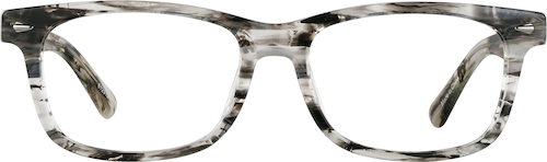Granite Rectangle Glasses