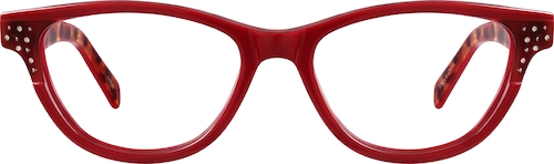 629618 Acetate Full-Rim Frame with Spring Hinges