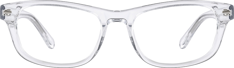 e997b5bf7c Translucent Rectangle Glasses  636023