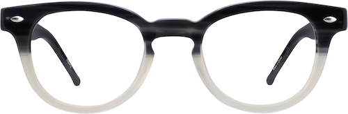 636412 Acetate Full-Rim Frame with Spring Hinges