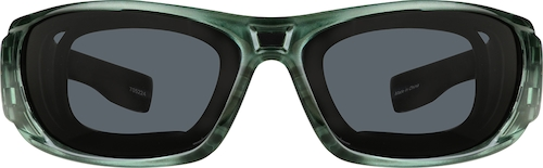 Green Sport Sunglasses