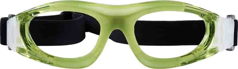 Green Kids Sport Goggles