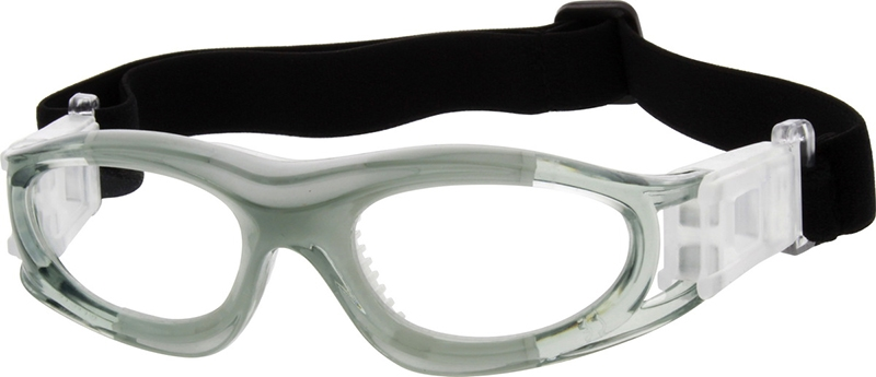 b1b2b99e15d Gray Prescription Sports Glasses  742612