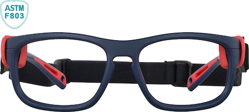 Red Sox Red & Blue Sport Protective Goggles