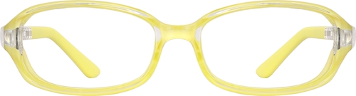 Yellow Kids' Protective Glasses