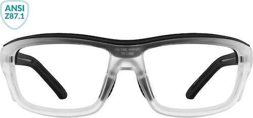 Translucent Z87.1 Safety Glasses