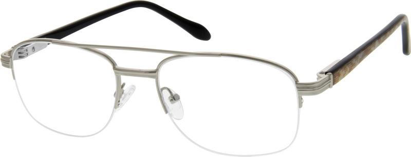 3bd8cdb3b5 Silver Aviator Glasses  767511