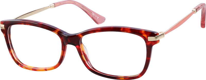 189eea5e937e Tortoiseshell Cat-Eye Glasses #7801418