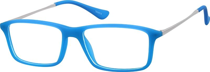 7600b32781f Blue Kids  Rectangle Glasses  7806916