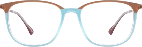 Sea Square Glasses