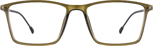 Army Rectangle Glasses