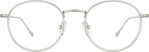 Frost Round Glasses