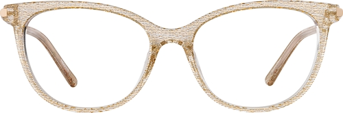 Goldie Cat-Eye Glasses