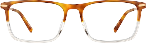 Marmalade Rectangle Glasses