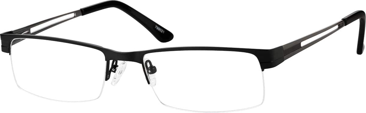 Black Rectangle Optical Eyeglasses Rectangle Black Glasses799021Zenni Glasses799021Zenni RL4jq35A