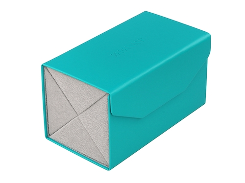 Zenni Teal Travel Case (4-Frame)